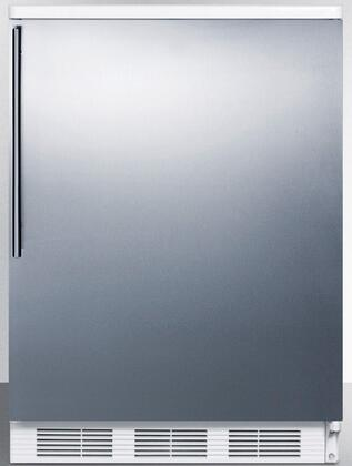 AccuCold No Series FF6BISSHV Compact Refrigerator, Main Image