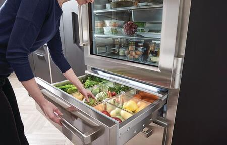 Sub-Zero  9018894 General Refrigerator Accessory , Drawer Divider