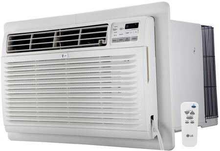 LG LT1237HNR Through the Wall Air Conditioner White, Main Image