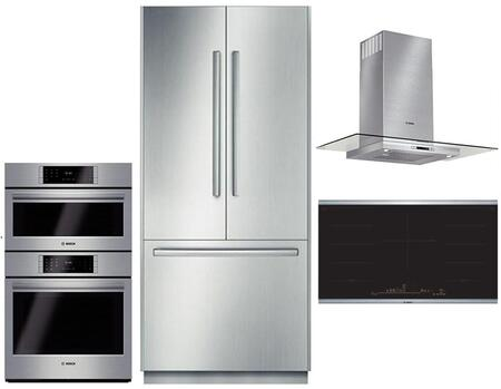 Bosch Benchmark 902724 Kitchen Appliance Package & Bundle Stainless Steel, main image