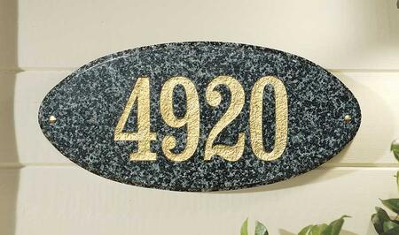 Qualarc Rockport ROC4701EP Address Plaques, ROC 4701 EP