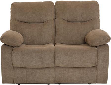 Standard Furniture Dinero 4219291 Loveseat Brown, Main Image