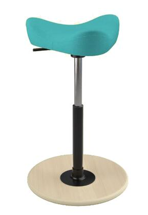 Varier Move Small MOVESMALL2700DINIMICA8420NATHIBLK Office Stool, Main Image