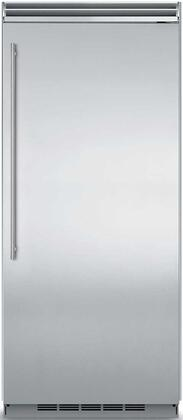 Marvel  MP36FA2RS Upright Freezer Stainless Steel, Main Image