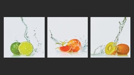 Grako Design  FG1017ABC Wall Art White, Main Image