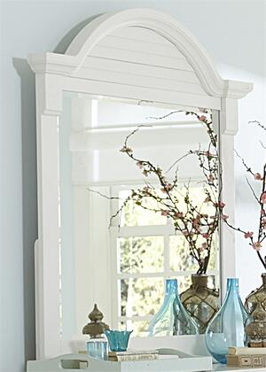 Liberty Furniture Summer House I 607BR51 Mirror White, Main Image