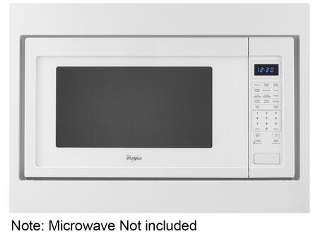Whirlpool  MK2227A Microwave Trim Kit x, 1