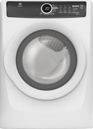 Electrolux EFMG417SIW Gas Dryer White, Main Image