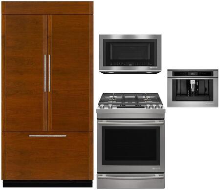 Jenn-Air 989188 Kitchen Appliance Package & Bundle Panel Ready, main image