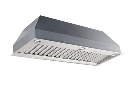 Best  PK2239 Range Hood Insert Stainless Steel, Installation Example