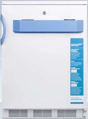 AccuCold MED2 VT65MLBIMED2 Compact Freezer White, Main Image