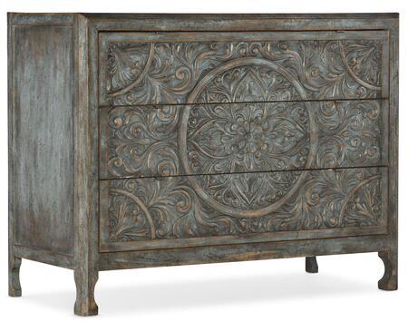 Hooker Furniture La Grange 69605000745 Chest of Drawer, Silo Image