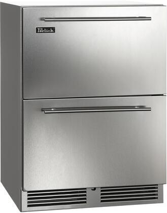 Perlick C Series HC24RO45L Drawer Refrigerator Stainless Steel, Main Image