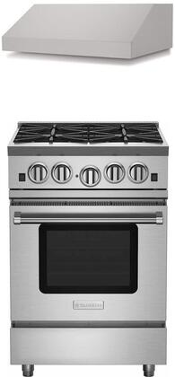 BlueStar 749838 Kitchen Appliance Package & Bundle Stainless Steel, 12