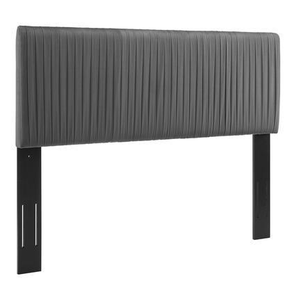 Modway Eloise MOD6326CHA Headboard Gray, MOD 6326 CHA 1