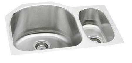 Elkay ELUH272010R Sink, 1