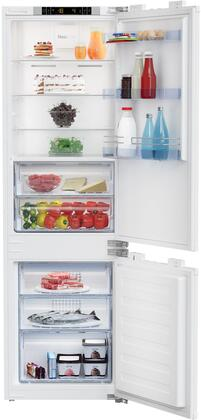 BBBF2410 22″ Bottom-Freezer Refrigerator with 8.4 cu. ft. Capacity  Inner Digital Display  Interior LED Lighting and NeoFrost Dual Cooling Technology