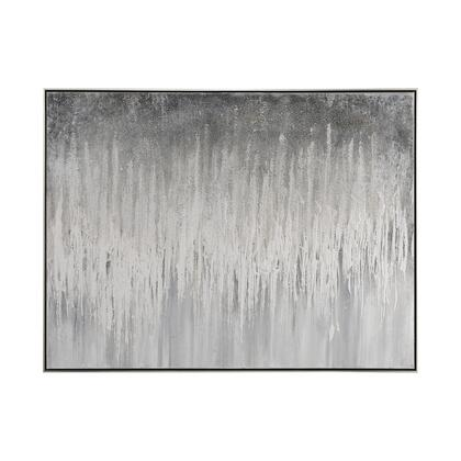 1219-050 Once The Storm Clears Wall Decor  In Grey And