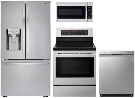 LG  1135170 Kitchen Appliance Package , Main image