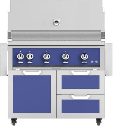 Hestan 851871 Grill Package Blue, Main Image