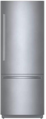 Bosch Benchmark Benchmark B30BB930SS Bottom Freezer Refrigerator Stainless Steel, Front View