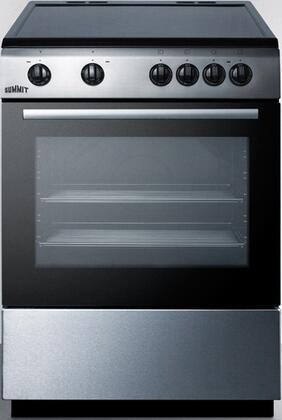 Summit 888179 5 piece Stainless Steel Kitchen Appliances Package