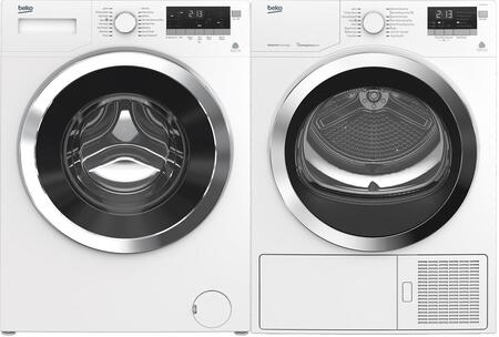 Beko  1320914 Washer & Dryer Set White, 1