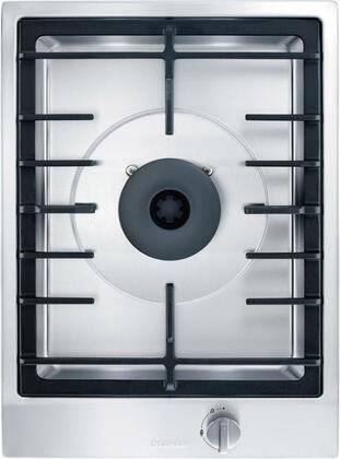 Miele CombiSet CS1028G Gas Cooktop Stainless Steel, Stainless Steel