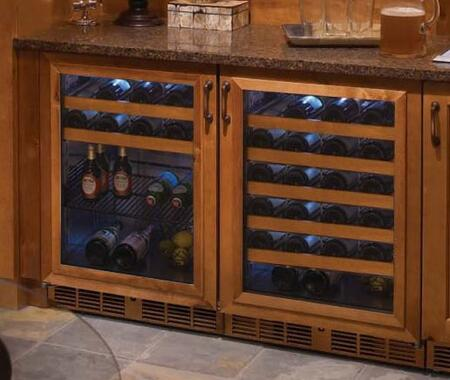 Perlick C Series 1443900 Beverage Center Panel Ready, 1