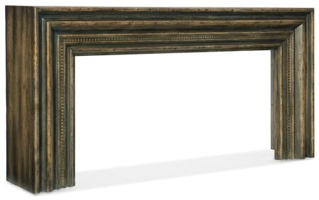 Hooker Furniture American Life-Crafted 165485001DKW1 Console, Silo Image