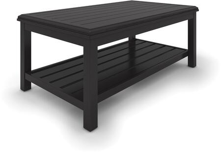 Signature Design by Ashley Castle Island P414701 Outdoor Patio Table Brown, Main Image
