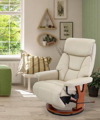 Relax-R Bishop BISHOP195821A Recliner Chair Brown, BISHOP195821A A