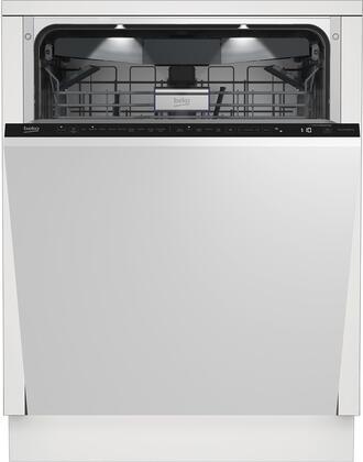 Beko  DIT39432 Built-In Dishwasher Panel Ready, DIT39432 Top Control Dishwasher