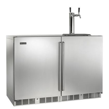 Perlick  HP48RTS1L1R2 Beer Dispenser Stainless Steel, 1