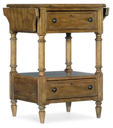 Hooker Furniture Ballantyne 58409011580 Nightstand, Silo Image