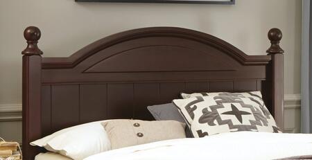 Carolina Furniture Carolina Craftsman 52786098300079091 Bed Brown, Main Image