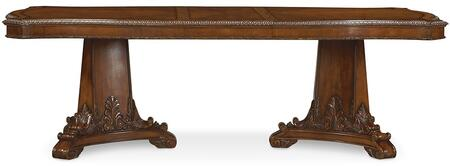 143221-2606 Old World- Double Pedestal Dining