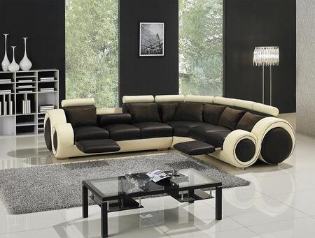 Vig Furniture Leather Sectional Sofa, Vig Furniture Reviews
