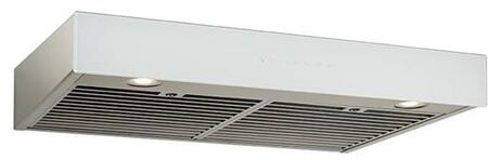 Best  UCB3I36SBW Under Cabinet Hood Stainless Steel, UCB3I36SBW Angled View