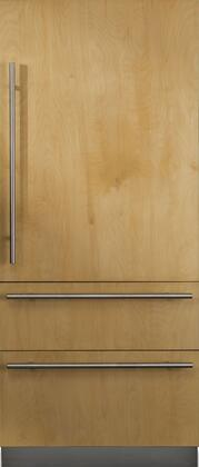 Viking 7 Series FBI7360WR Bottom Freezer Refrigerator Panel Ready, Main Image FBI7360WR