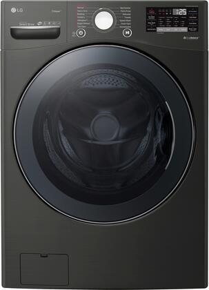 LG  WM3900HBA Washer Black, Main Image