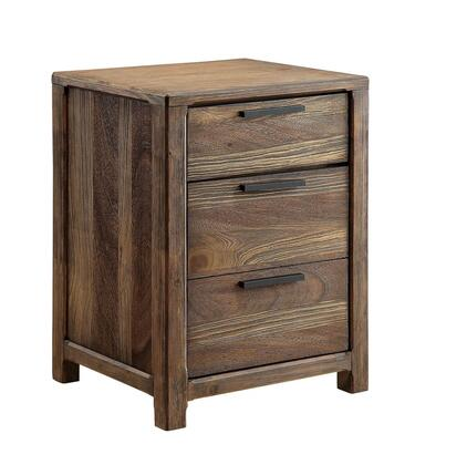 Furniture of America Hutchinson CM7576N Nightstand, 1