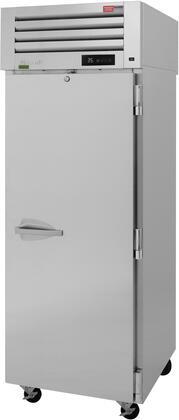 PRO-26R-PT-N 29″ Pro Series Solid Door Door Pass-Thru Refrigerator with 26.47 cu. ft. Capacity  Self-Cleaning Condenser  Digital Temperature Control
