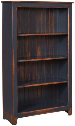 Chelsea Home Furniture Cornelia 465114NDA Bookcase Black, 1