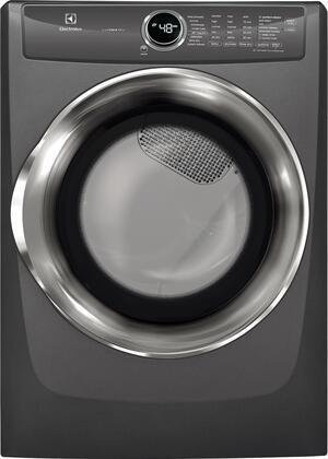 Electrolux  EFMG527UTT Gas Dryer Titanium, Main image