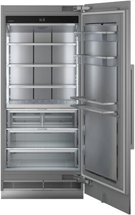 MRB-3600 36″ Monolith Refrigerator Column with InfinityLight  Supercool  SoftSystem  BioFresh Plus  in Panel