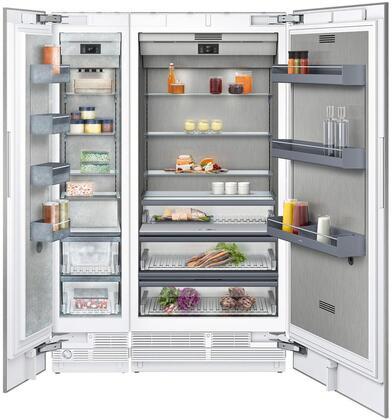 Gaggenau 400 Series 1383813 Column Refrigerator & Freezer Set Panel Ready, Main image