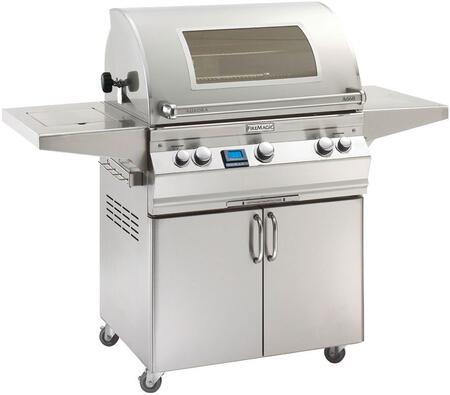 Fire Magic Aurora A660S6E1N62W Natural Gas Grill Stainless Steel, Main Image