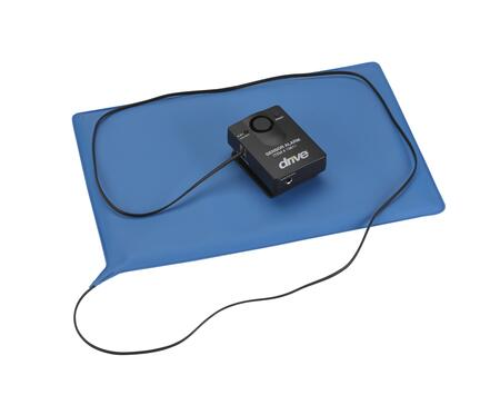 13608 Pressure Sensitive Bed Chair Patient Alarm With Reset Button  10 X 15 Chair