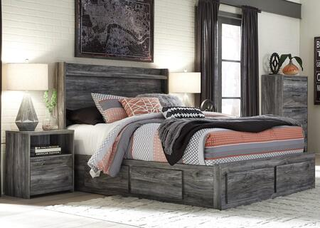 Signature Design by Ashley Baystorm 2 Piece King Size Bedroom Set